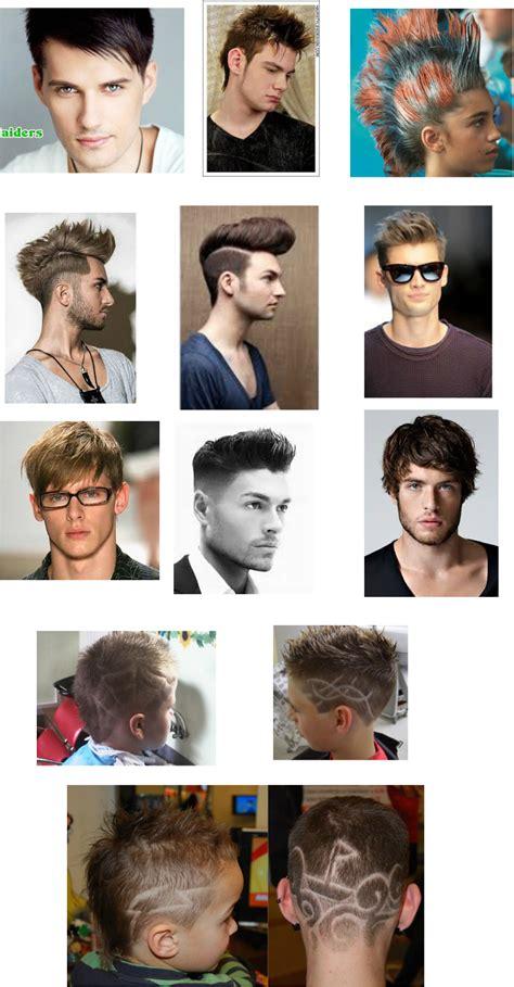 Vīriešu frizūras - Par matiem!