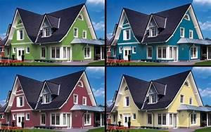 Farben Für Hausfassaden : 45 spektakul re beispiele f r moderne hausfassaden ~ Bigdaddyawards.com Haus und Dekorationen