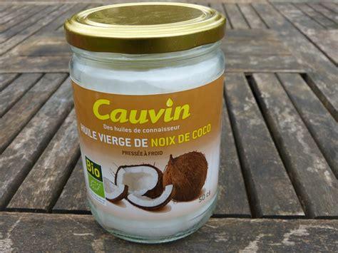 huile de coco cuisine connaissez vous l huile de noix de coco bio blogs de