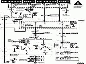1992 Buick Riviera Wiring Diagram Only