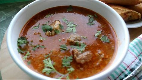 cuisine algeroise traditionnelle chorba frik soupe algerienne recette de ramadan de la