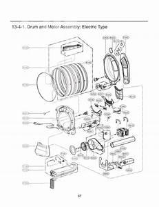 Lg Washer Dlex8000w Parts List