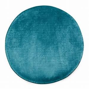 tapis rond jonc de mer bleu sellingstgcom With tapis jonc de mer avec canapé assise haute