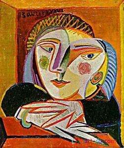 Famous Portrait Pablo Picasso 6 No64 Famous Paintings