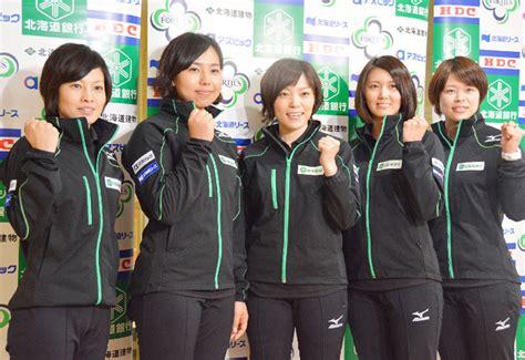 北海道 銀行 カーリング