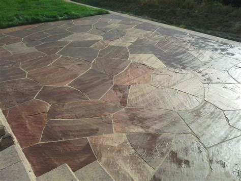 what to put between flagstones on a patio flagstone jc landscaping llc