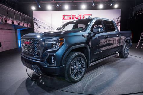 gmc sierra  pictures  car release news