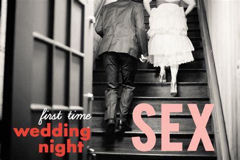 First Time Wedding Night Sex