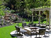 magnificent small patio landscape design ideas Garden Decor: Interesting Design For Kid Backyard ...