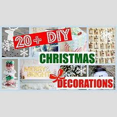 20+ Diy Christmas Room Decor Ideas You Need To Try Asap