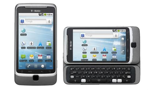 T-mobile Android G2, Successor To O.g. G1