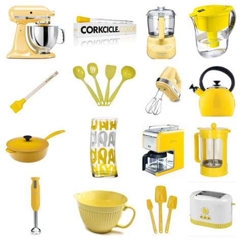 The 25+ Best Yellow Kitchen Accessories Ideas On Pinterest