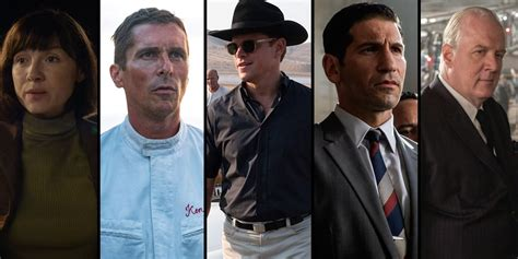 Miles' wife is the only notable female character in the movie, which the movie does imply a number of others involved, including two other ford teams at le mans and. Ford v Ferrari Cast Guide: How The Characters Looked In ...