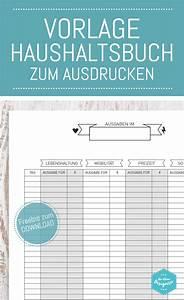 Haushaltsbuch Online Kostenlos : haushaltsbuch vorlage zum download und ausdrucken auf sonstiges ~ Orissabook.com Haus und Dekorationen