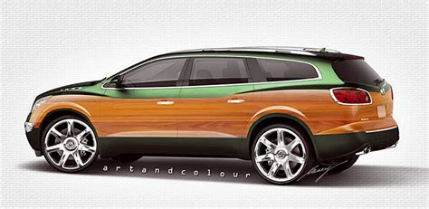 2020 buick estate wagon casey artandcolour looking with wood some