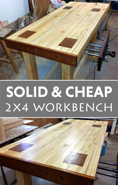 solid  cheap  workbench woodworking workbench