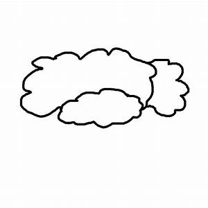 Cloudy Clipart Black And White | Clipart Panda - Free ...