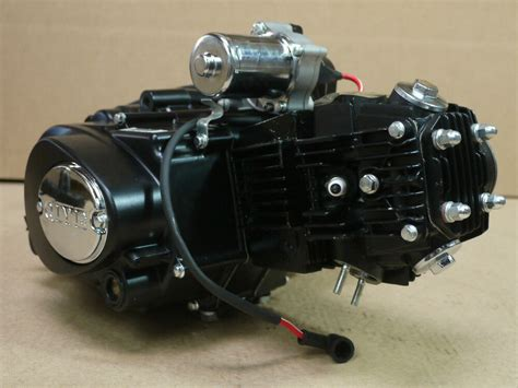 125cc Motor Engine Semi Auto (3f 1r) Chinese Atv Utv Quad