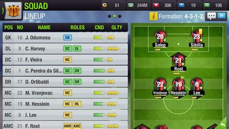 Soccer Manager Best Tactics by Top Eleven 2017 Be A Soccer Manager Android Apps On