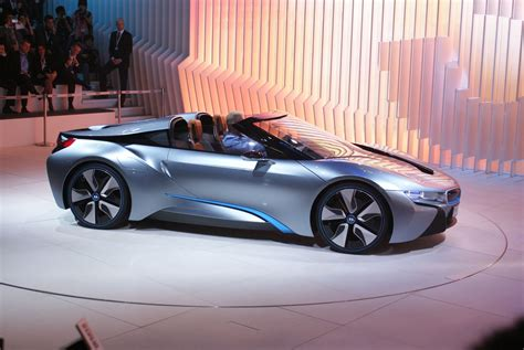 bmw i8 bmw i8 spyder convertible reportedly headed for production