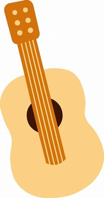 Guitar Clip Clipart Toy Mini Instruments Instrument