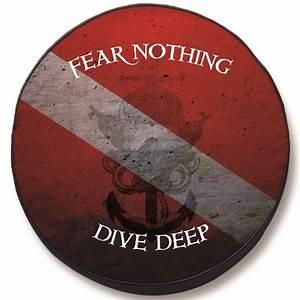 Divers Symbol Q... Spare Tyre Quotes