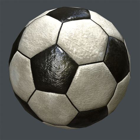 soccer ball  model