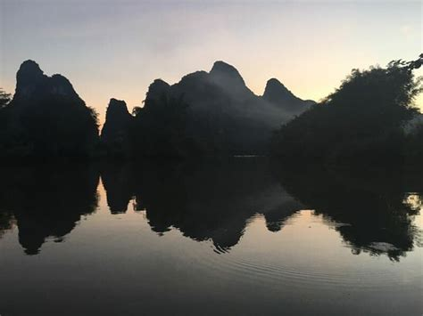 Beautiful Lijiang River Scenery Picture Of Layover Tour
