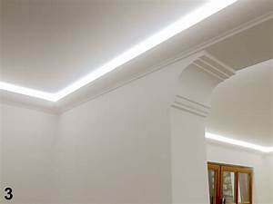 Led Band Badezimmer : 2 meter led profil pu stuckleiste indirekte beleuchtung ~ Articles-book.com Haus und Dekorationen