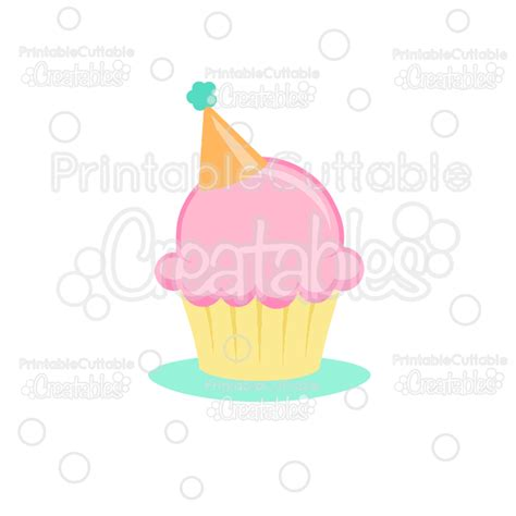 wish big svg birthday svg files cupcake svg file birthday balloons cuttable free svg file clipart for