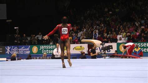 Simone Biles World Championships