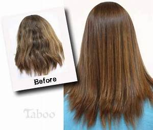 Chemical Hair Straightening Thermal Reconditioning