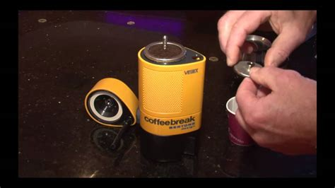 Velox 12 Volt Coffee Espresso Maker from Javaxotic Gourmet Coffee   YouTube