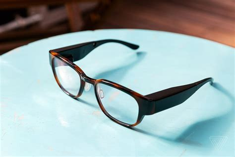 North Has Acquired The Patents And Tech Behind Intel's Vaunt Ar Glasses The Verge