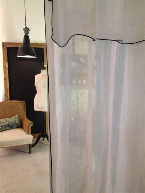 rideau chambre ivhome textile