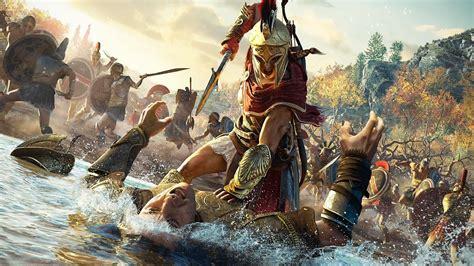 Assassin's Creed Odyssey Im Test  Der Koloss Von Ubisoft