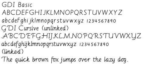 Educational Fontware, Inc