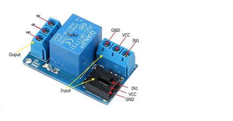 channel relay module geeetech wiki