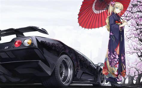 Anime Car Wallpaper - anime wallpaper uma bela galeria de anime wallpapers
