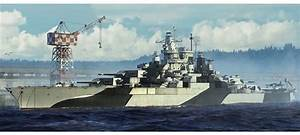 Trumpeter 1/700 USS Tennessee BB-43 1944 - TR05782