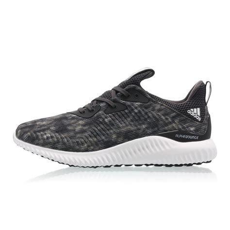 descuento adidas alphabounce rc carbon chalk pearl black 1011986 hqwmzfr adidas shoes black white s mens for sale sports ha