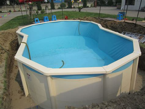 Plastic Swimming Pools Sale,intex Pool Metal Frame,metal