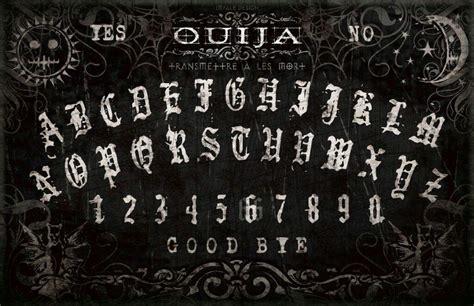 table de ouija la ouija la tabla de satan terror amino