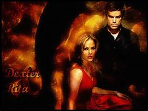 Rita and Dexter - Dexter Wallpaper (8257712) - Fanpop