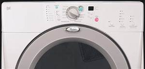 Whirlpool Gew9250pw 27 Inch Duet Electric Dryer With 7 0