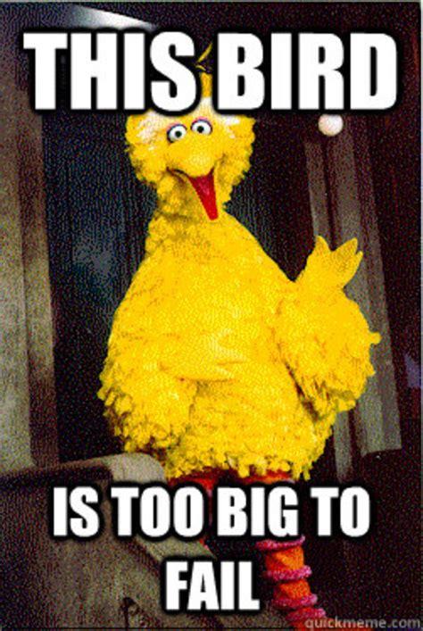 Big Bird Memes - image 412238 fired big bird mitt romney hates big bird know your meme