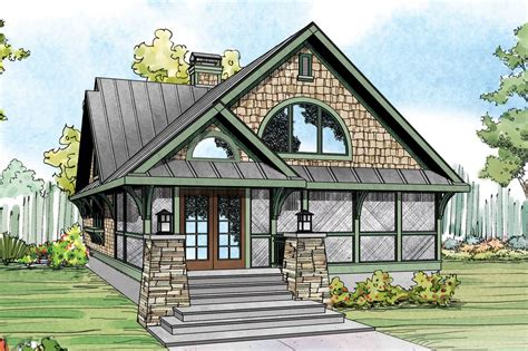 Narrow Lot House Plans Front Garage Home House Plans