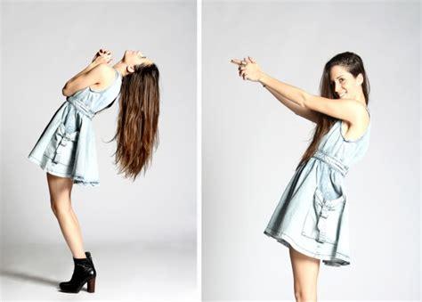 Charmed With Fashion Gala González Spanish Model