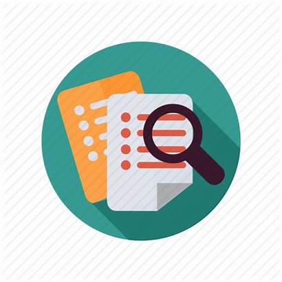 Research Icon Icons Nursing Clinical Quantitative Control