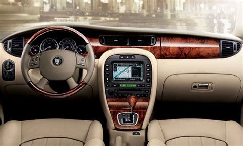 Details About The Interior Of Jaguar X-type